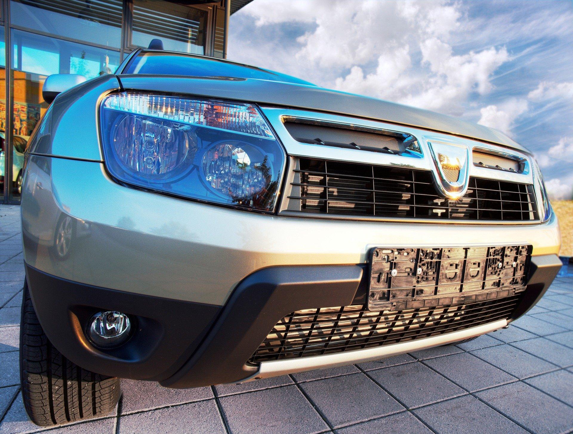 Dacia Duster z naszą instalacją gazową